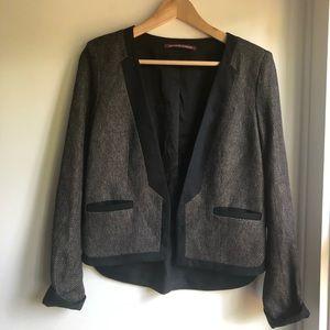 Comptoir des Cottonniers tuxedo style jacket